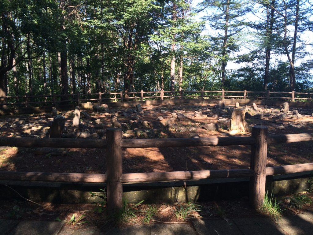 西崎山環状列石