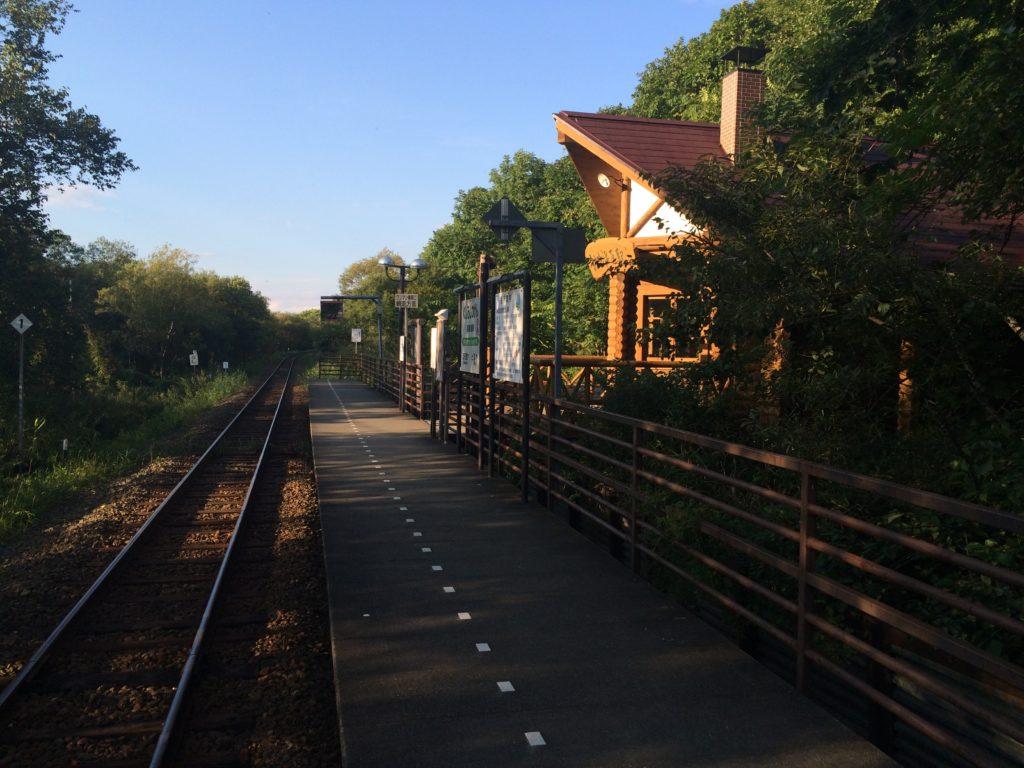JR釧路湿原駅