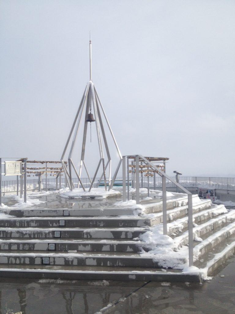 幸せの鐘 (もいわ山ロープウェイ  山頂駅 )