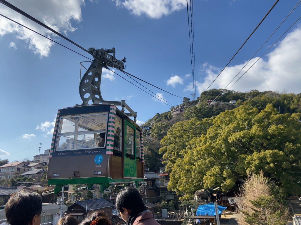 千本寺山ロープウェイ