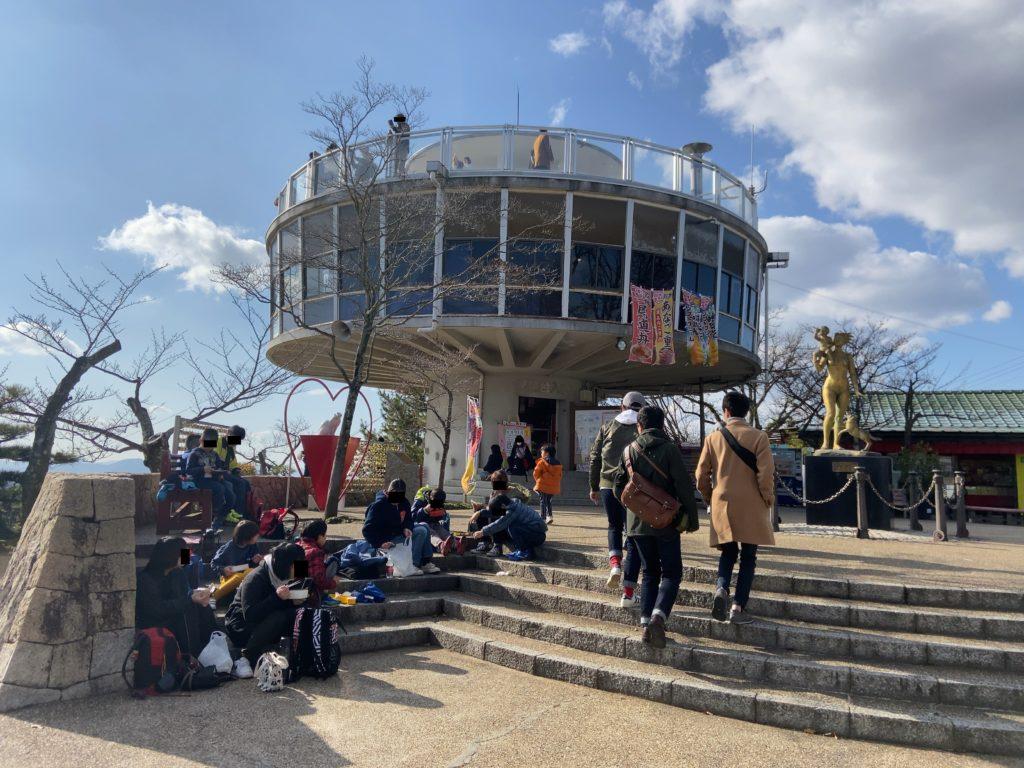 千光寺公園頂上展望台