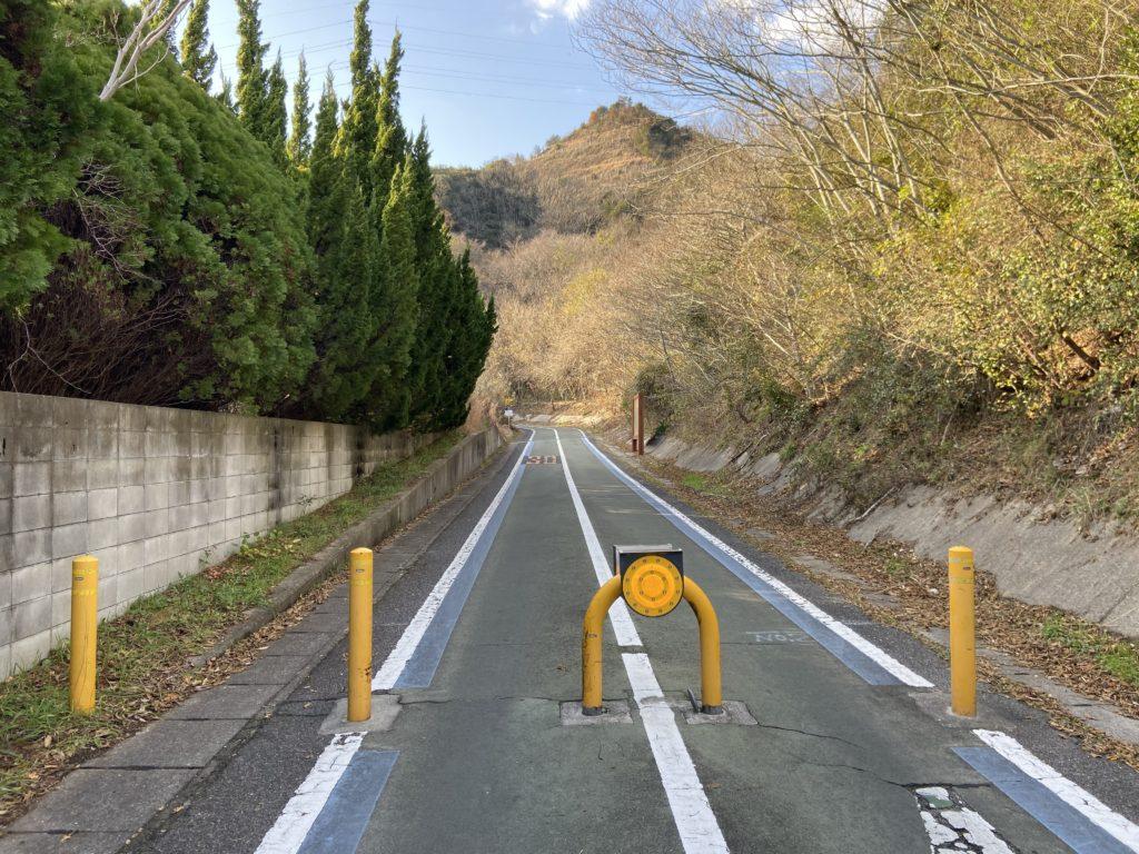 自転車・バイク専用道(向島)