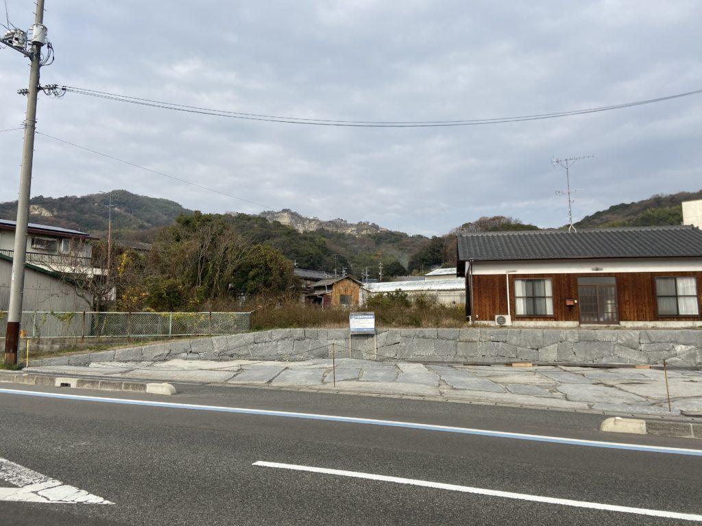 石のカフェ(大島)