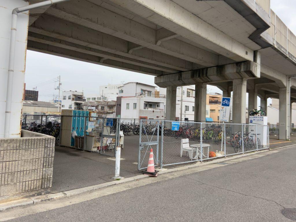 今治駅レンタサイクルターミナル