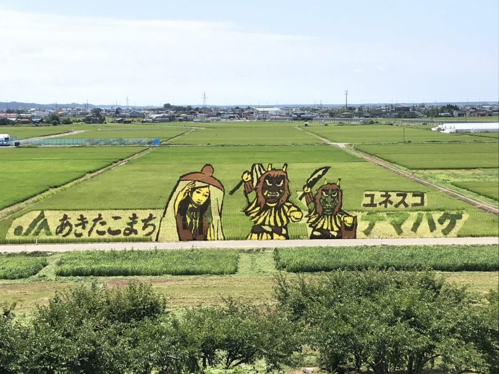 塞ノ神農村公園 展望台
