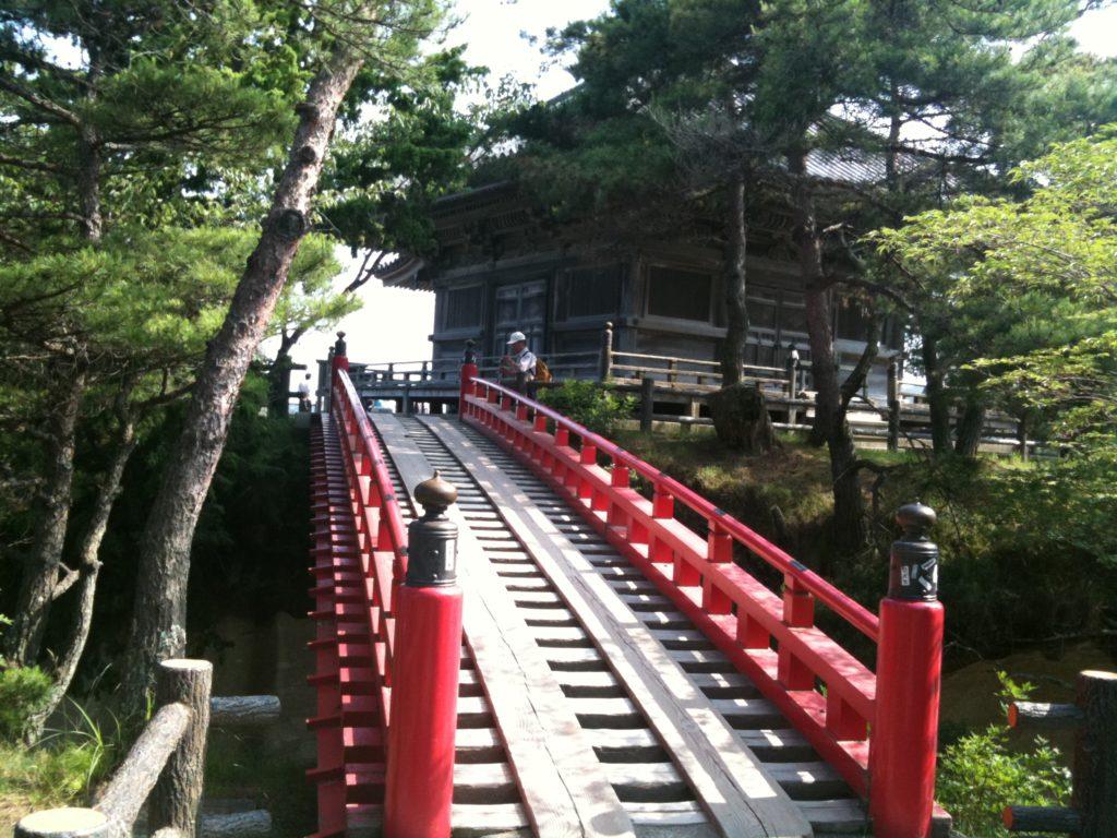 透橋(縁結び橋)