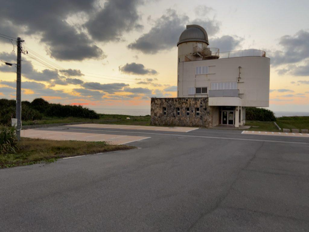 竹富町波照間島星空観測タワー