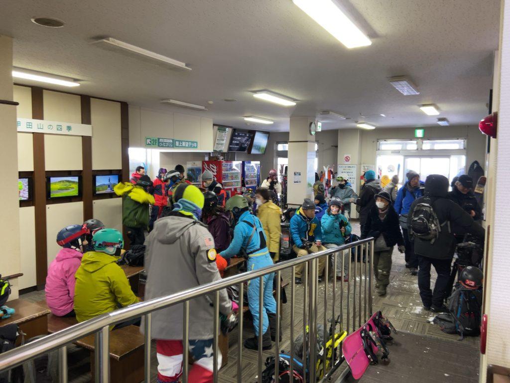 八甲田ロープウェー山頂駅